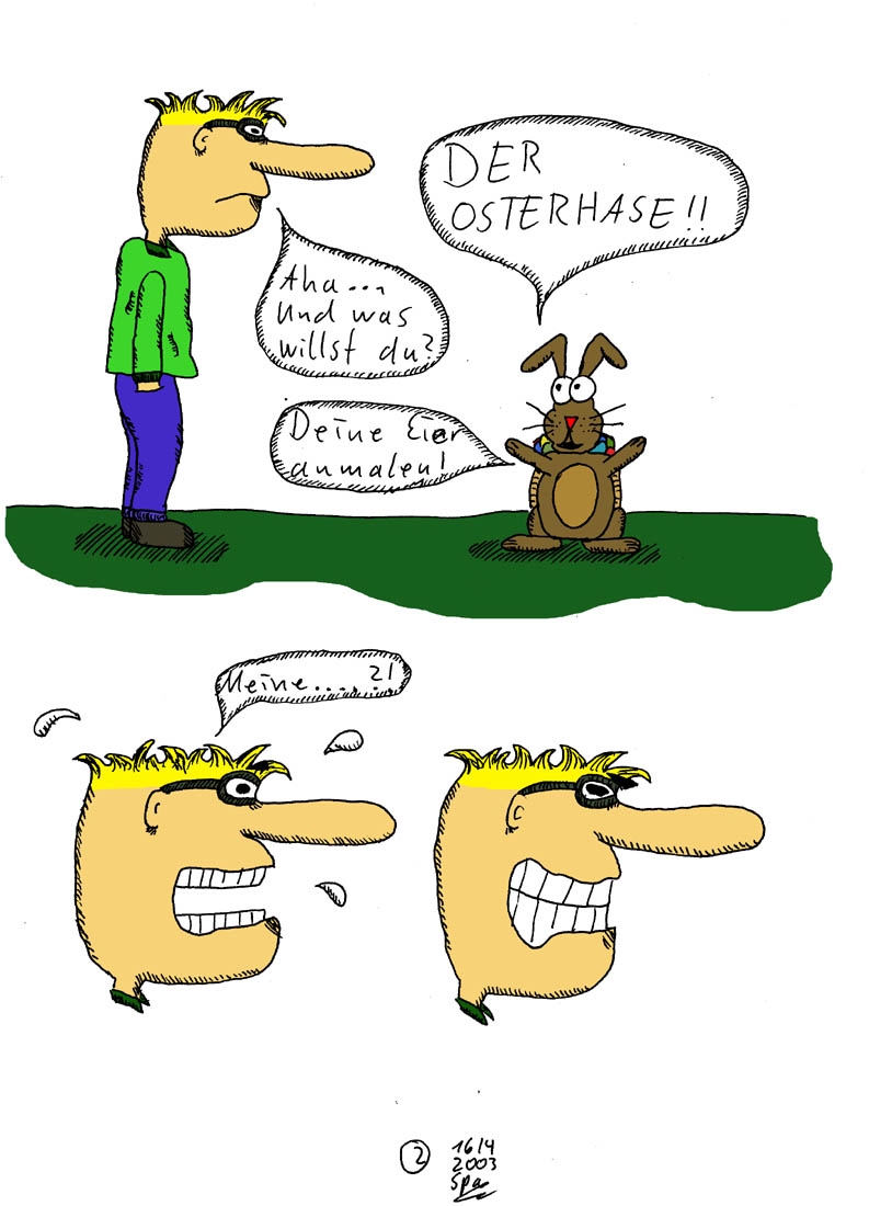 DaKilla #3 - DaKilla vs. Ostern