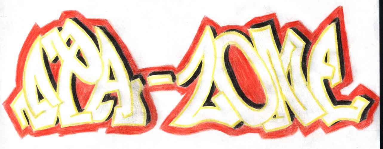 spa-zone Graffiti
