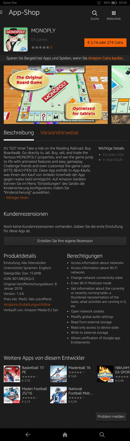 Amazon-Gestöber - #5 - Appsoluter Wahnsinn