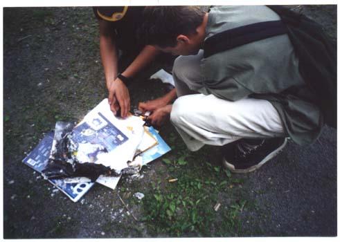 BURNER SESSION 2001