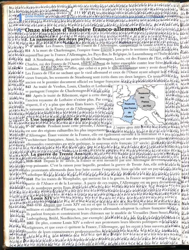 Französisch Buch