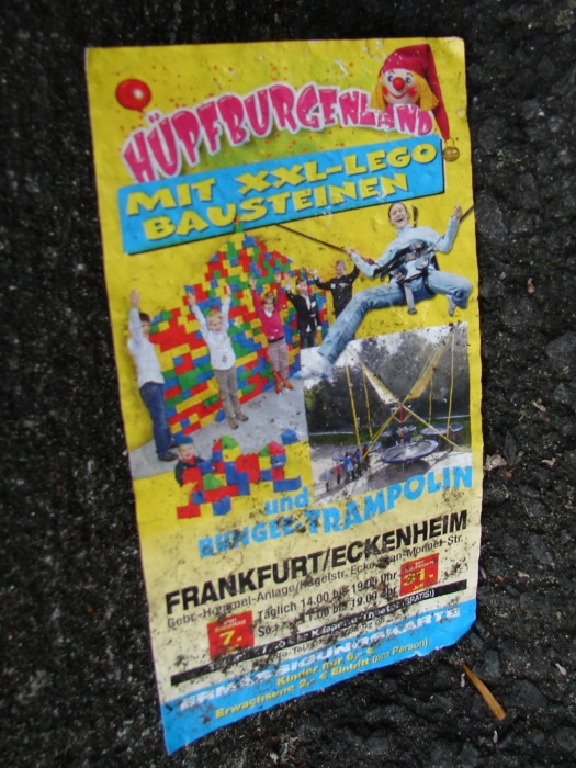 Hüpf Burgen Stadt Land