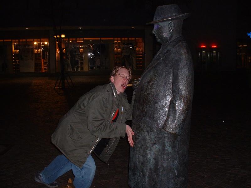 Ich und Willy