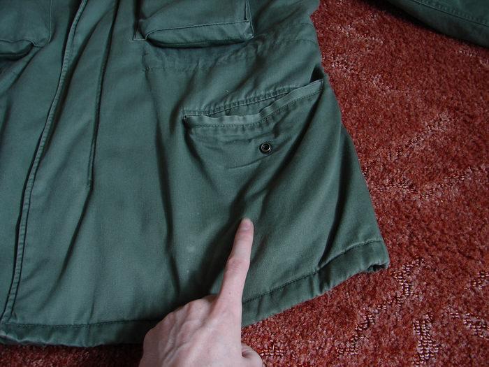Die Jackentaschen 2005/2006