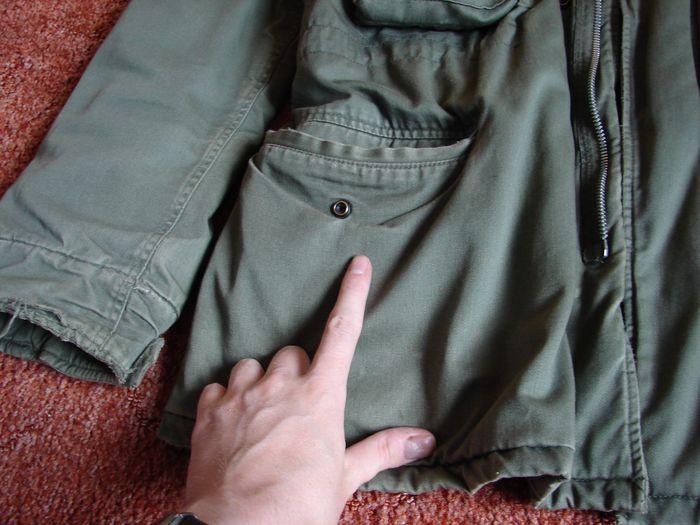 Die Jackentaschen 2008/2009