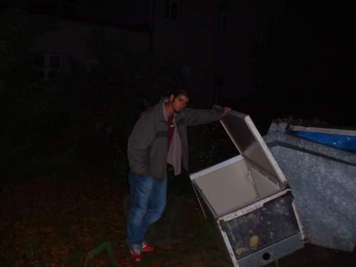Lüdenscheid #10 - Der Kühlschrank