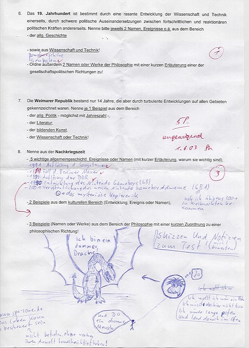 Philosophie-Test