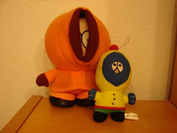 South Park Sammlung - #2 - Legendary Kenny