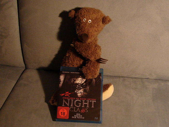 Bobos Filmbox - 2015-01 - Red Edition - #5 - Night Claws: Die Nacht der Bestie
