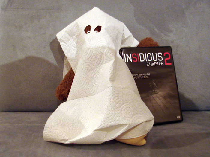 Bobos Filmbox - 2015-01 - Red Edition - #20 - Insidious: Chapter 2
