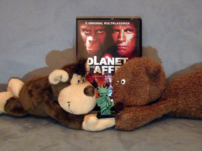 Bobos Filmbox - 2016-01 - Tier Edition - #6 - Planet der Affen