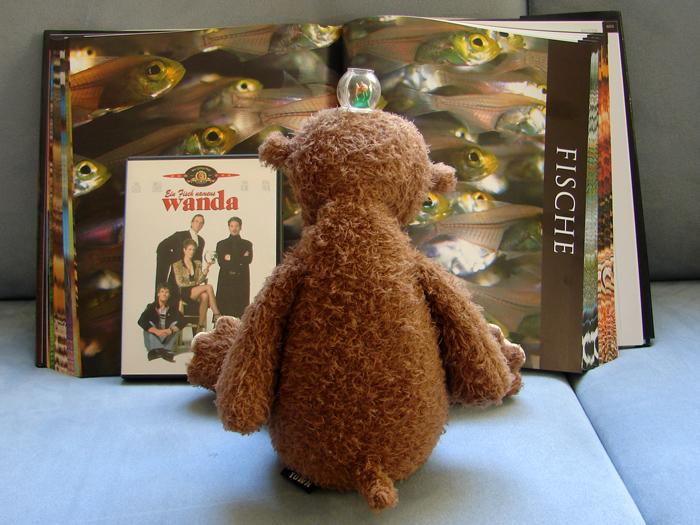 Bobos Filmbox - 2016-01 - Tier Edition - #7 - Ein Fisch namens Wanda
