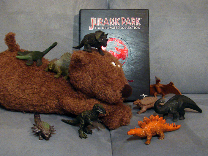 Bobos Filmbox - 2016-01 - Tier Edition - #9 - Jurassic Park