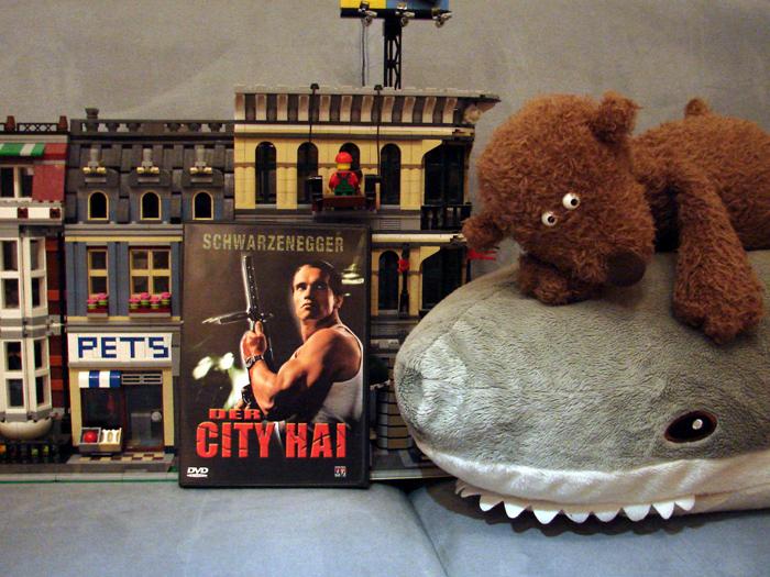 Bobos Filmbox - 2016-01 - Tier Edition - #10 - Der City Hai