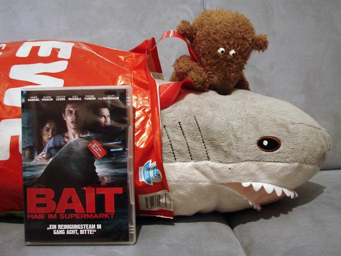 Bobos Filmbox - 2016-01 - Tier Edition - #12 - Bait: Haie im Supermarkt