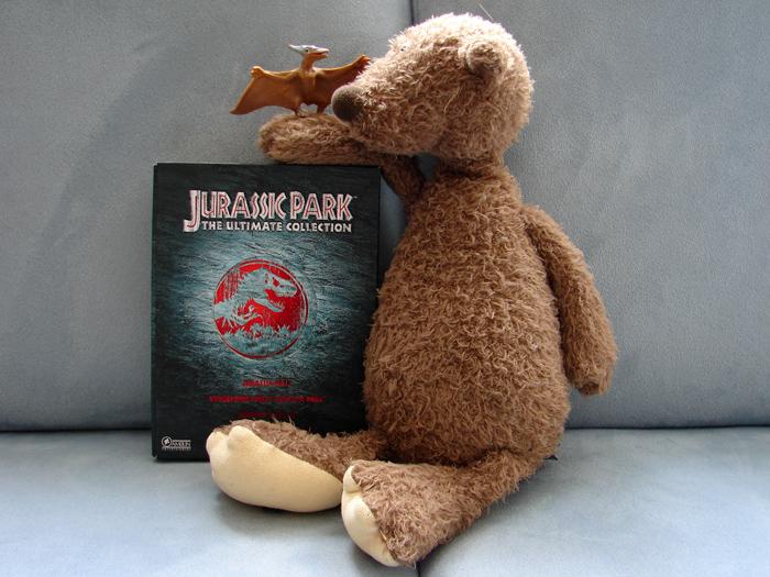 Bobos Filmbox - 2016-01 - Tier Edition - #21 - Jurassic Park 3