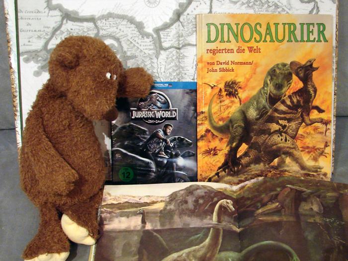 Bobos Filmbox - 2016-01 - Tier Edition - #25 - Jurassic Park 4 - Jurassic World