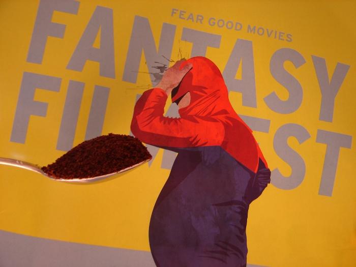 Fantasy Filmfest 2013 - Kaffeefahrt in die Welt der Fantasie - Teil #1