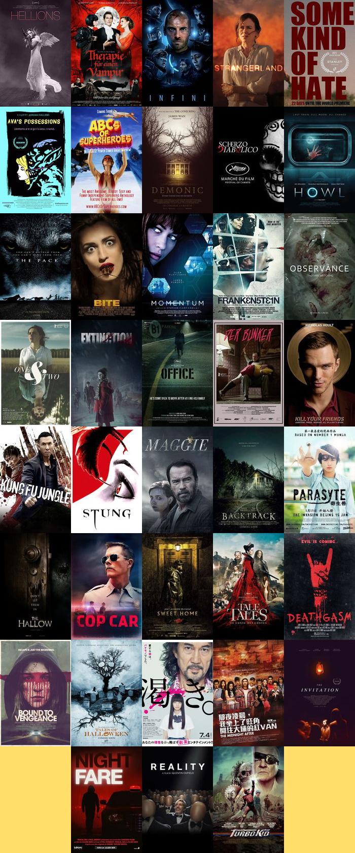 Fantasy Filmfest 2015 - Fantasy Filmfest 2015 - Tag #13