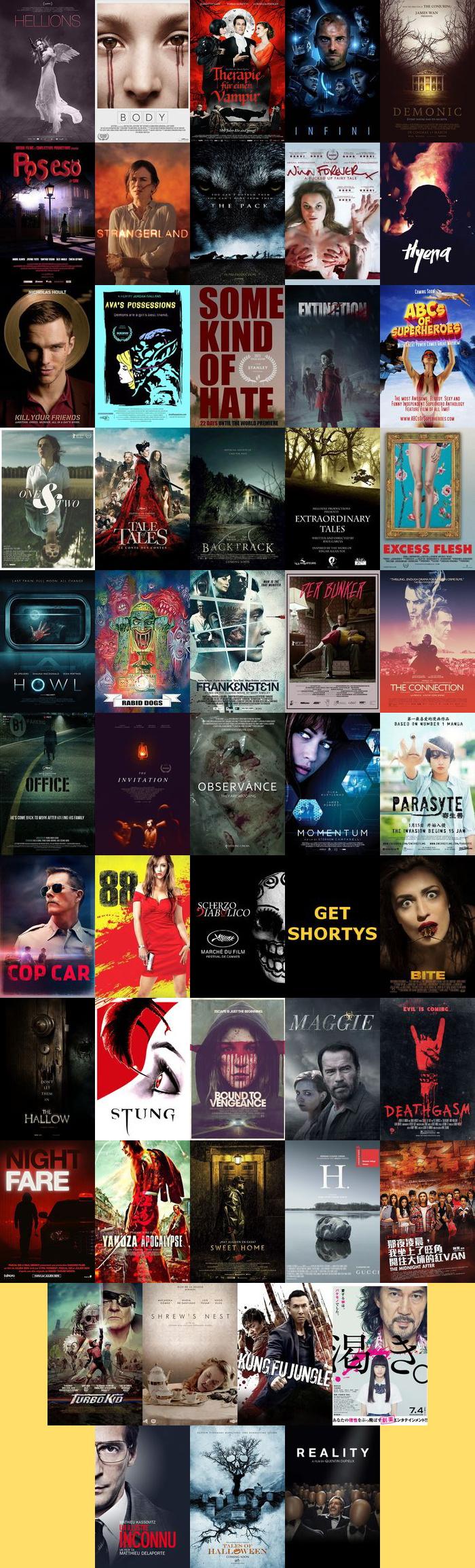 Fantasy Filmfest 2015 - Fantasy Filmfest 2015 - Tag #14