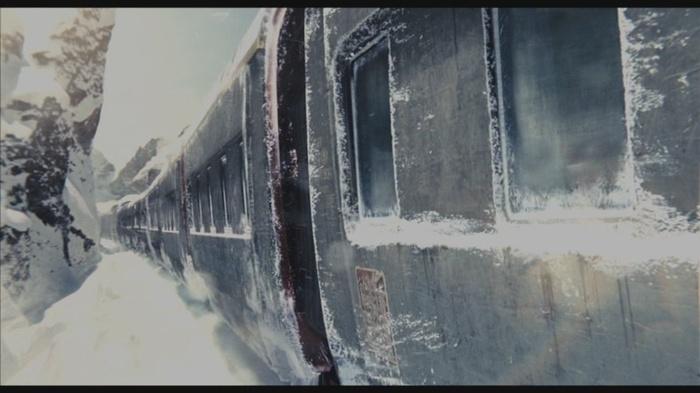Snowpiercer - Als die Tiere den Zug betraten