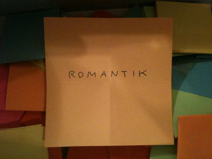 Genürsel 2013 - 13/52 - Romantik