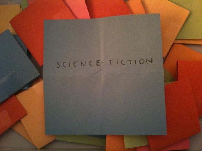 Genürsel 2013 - 26/52 - Science-Fiction