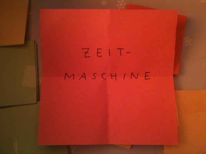 Genürsel 2013 - 45/52 - Zeitmaschine