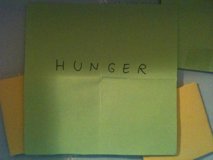 Genürsel 2013 - 49/52 - Hunger