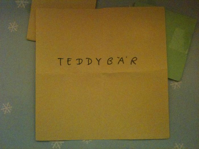 Genürsel 2013 - 50/52 - Teddybär