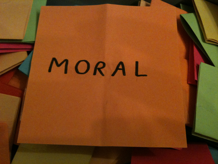 Genürsel 2014 - 01/52 - Moral