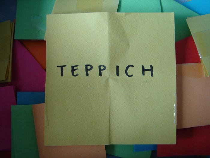 Genürsel 2014 - 13/52 - Teppich