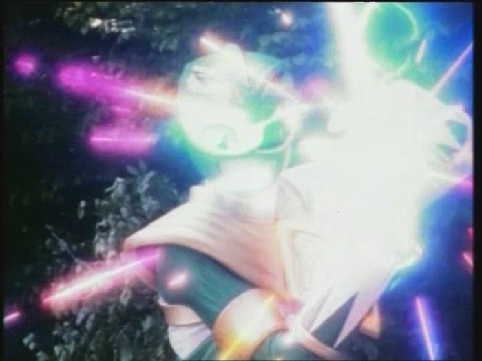 Power Rangers Zone - Der grüne Ranger - Teil 1