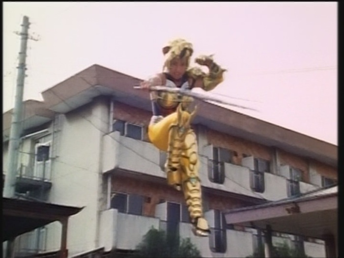 Power Rangers Zone - Der grüne Ranger - Teil 3