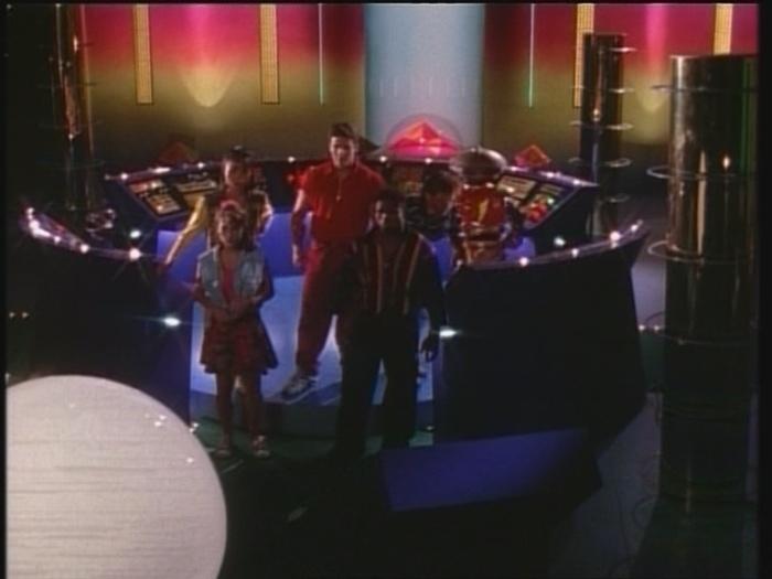 Power Rangers Zone - Der grüne Ranger - Teil 4