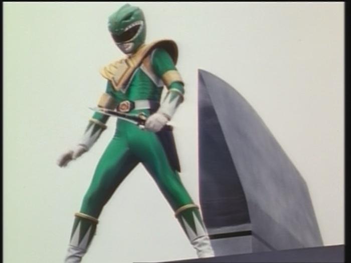 Power Rangers Zone - Der grüne Ranger - Teil 5