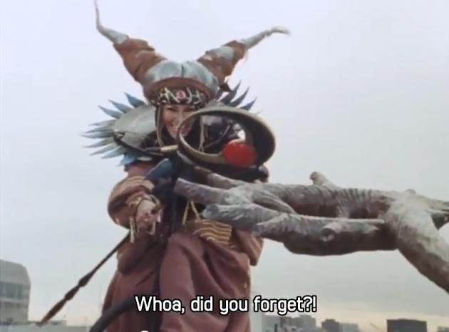 Power Rangers vs. Kyoryu Sentai Zyuranger - Teil 2