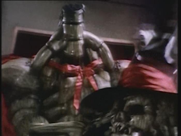 Power Rangers Monster - S01E02 (1) - Knochenmann