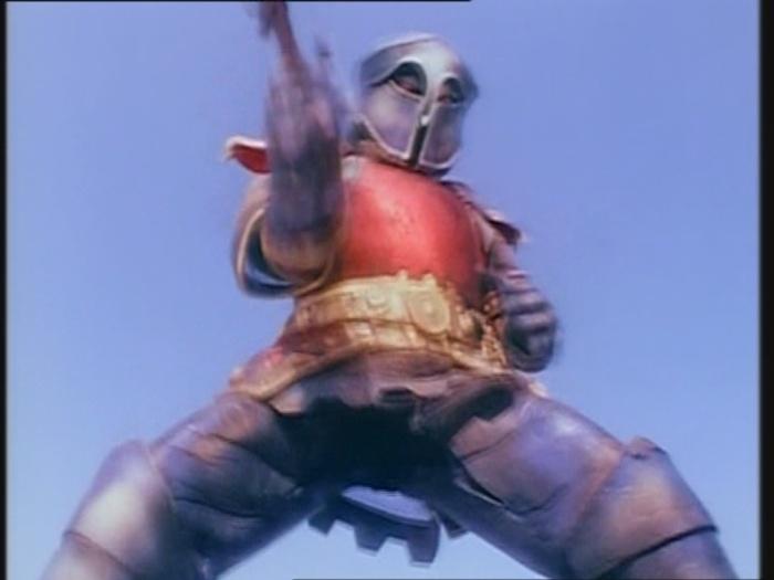 Power Rangers Monster - S01E02 (2) - Blechmonster