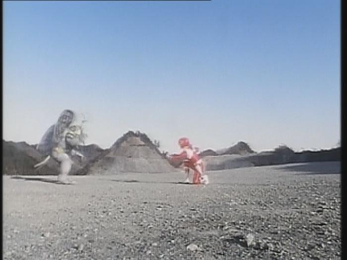Power Rangers Monster – S01E04 – King Sphinx