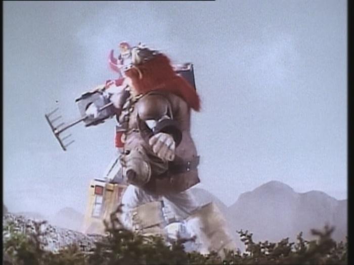 Power Rangers Monster - S01E05 - Knochiger Gnom