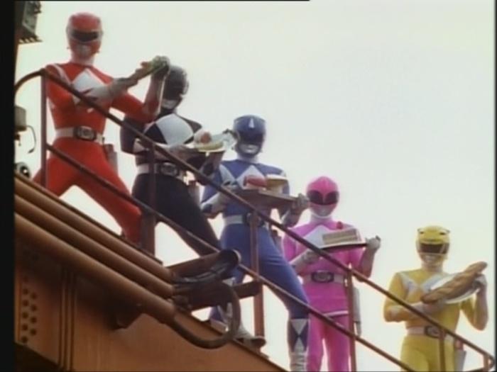 Power Rangers Monster - S01E06 - Verfressenes Schwein