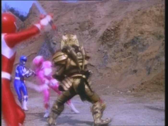 Power Rangers Monster - S01E07 - Hühnchen