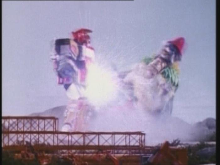 Power Rangers Monster - S01E07 - Hühnchen