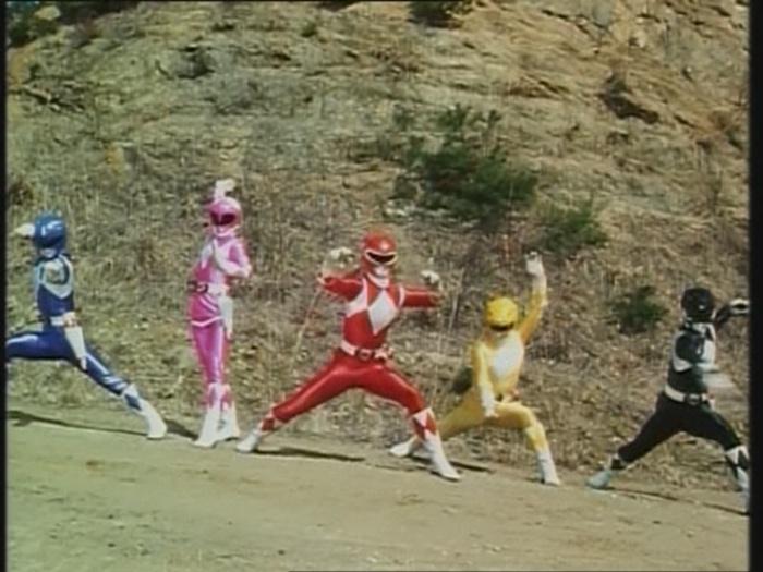 Power Rangers Monster - S01E08 - Lampengeist
