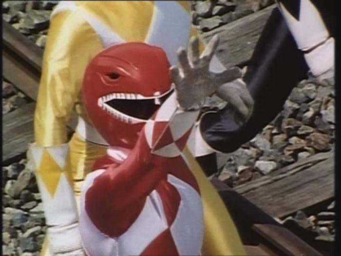 Power Rangers Monster - S01E11 - Mr. Ticklesneezer