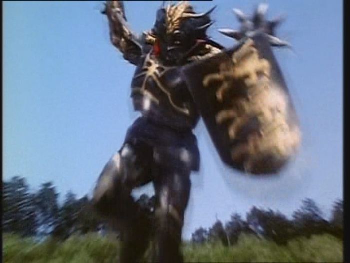 Power Rangers Monster - S01E12 - Hässlicher Ritter