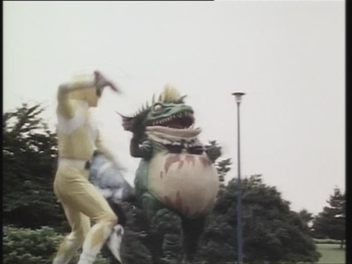 Power Rangers Monster - S01E14 - Terrorkröte