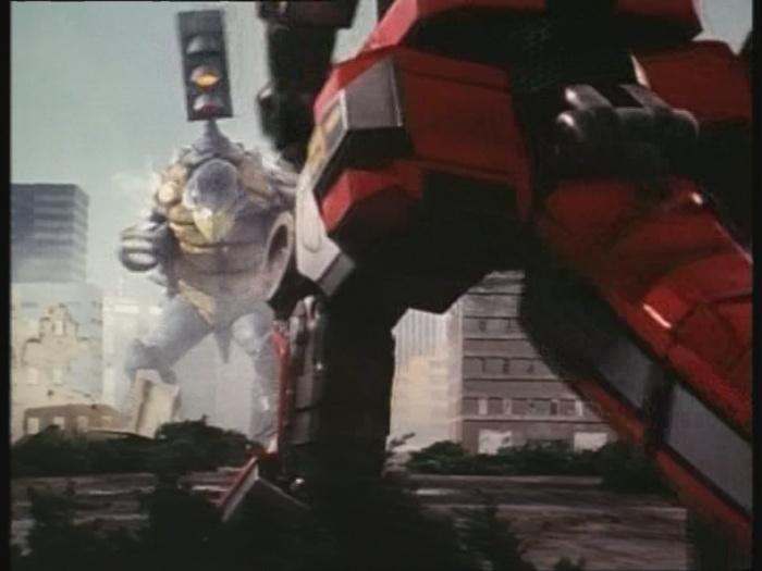 Power Rangers Monster - S01E22 - Shellshock