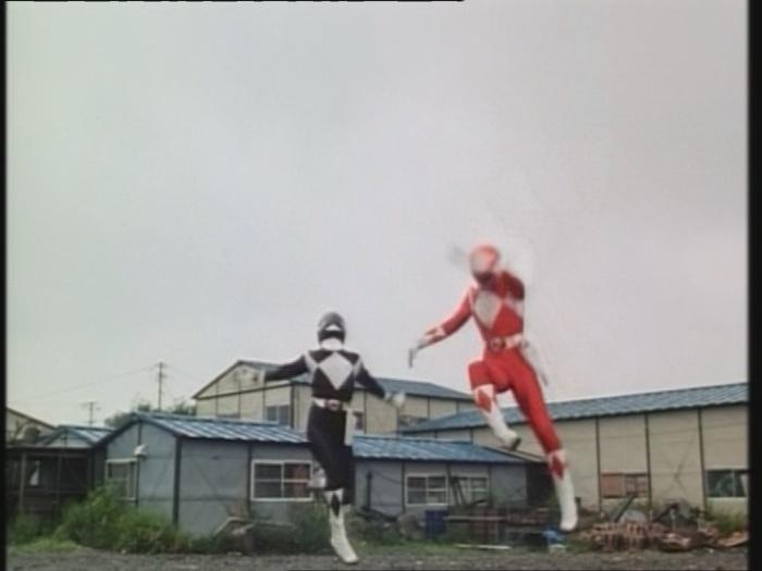 Power Rangers Monster - S01E31 - Samuraikrieger